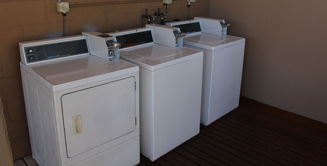 Mt Isa Motel Laundry